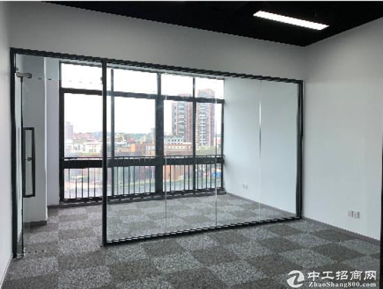 龙岗丹竹头地铁站新盘精装办公室60平起租图片5