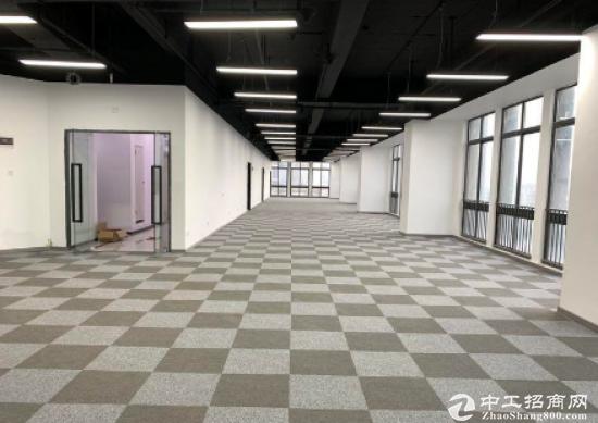 龙岗丹竹头地铁站新盘精装办公室60平起租图片1