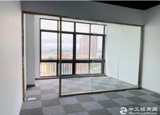 龙岗丹竹头地铁站新盘精装办公室60平起租图片8