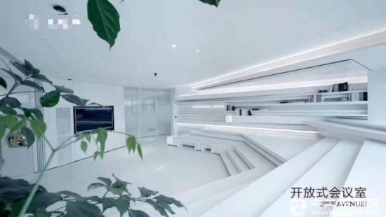 深圳前海宝安中心区惊现70年产权不限购不限贷准现写字楼大小随意组合