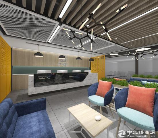 朝阳广渠门内东玖大厦 小型办公室出租 有单间有工位可注册