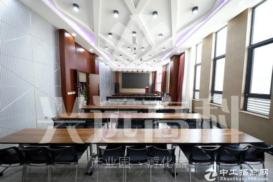 京东 高速口 地铁旁 精装办公室正规园区直租 可注册