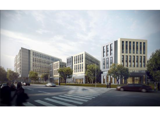 高新区300-6000分层办公楼低价出售