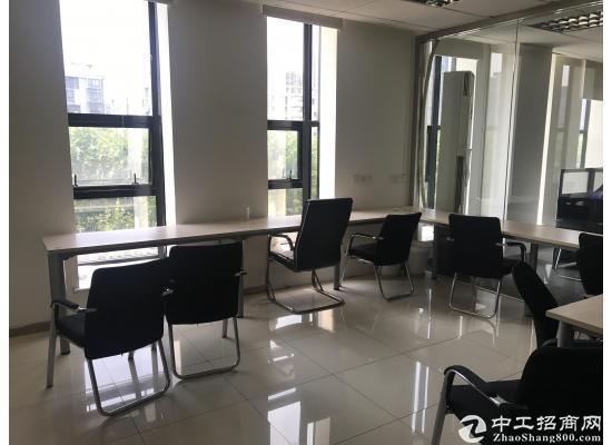 创智空间张江地铁2号线金科路直达面积200-1500平图片2