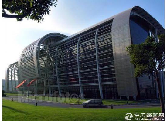 张江最高端 惠生中心5A甲级写字楼1300平精装修图片1