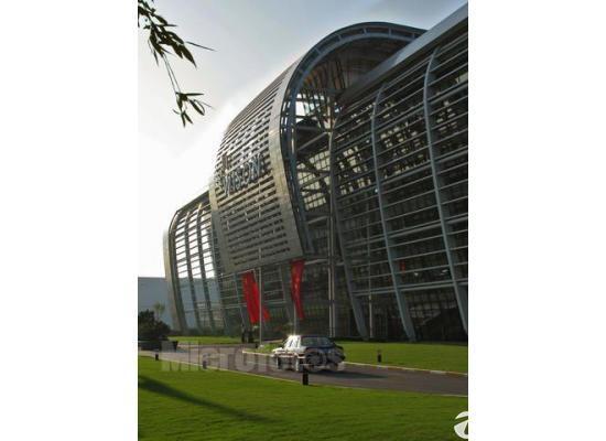 张江最高端 惠生中心5A甲级写字楼1300平精装修图片2