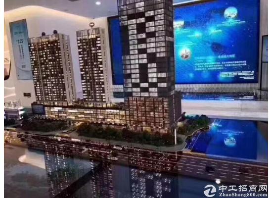 前海荟·大道国际 220平米毛坯写字楼出售 70年产权