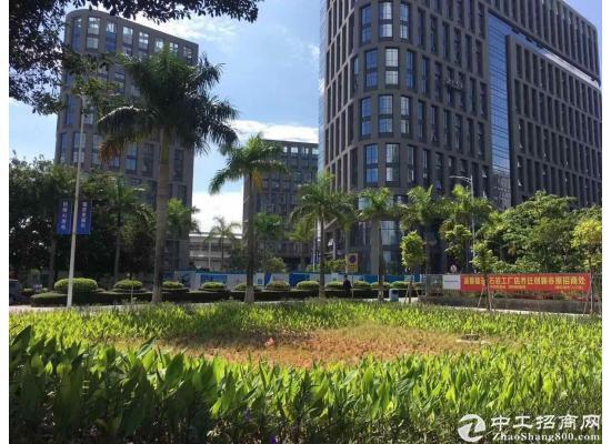 前海荟·大道国际1100平米整层毛坯写字楼,可分租 70年产权