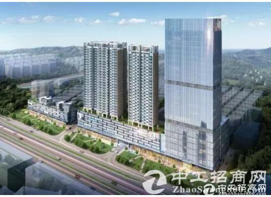 广州甲级写字楼26000出租大小分租地铁口200米