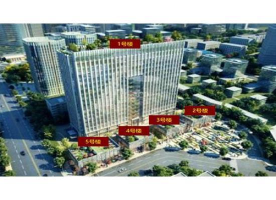 东三环5A写字楼42000平米独栋出售
