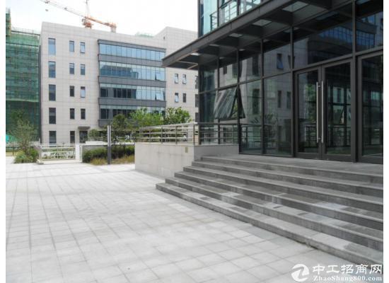 金桥独栋办公总部首先!锦绣申江独栋8500平米任由分割超低价