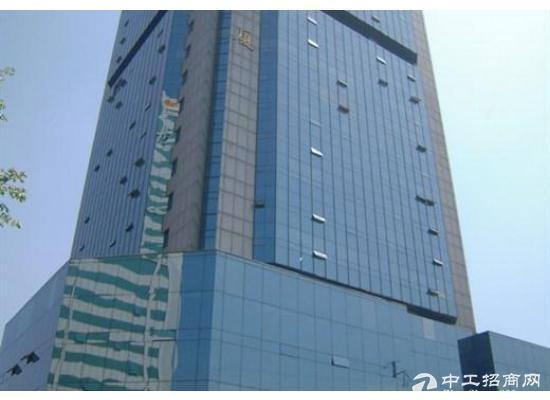 银桥大厦 200平租金3块 带基本装修 房型方正图片3