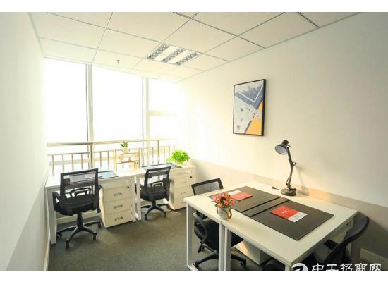 《个人直租》可注/册小型办公间,拎包办公
