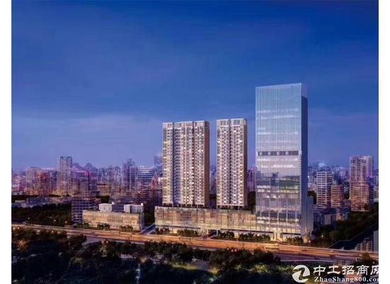 明包!明包!明包!平湖华南城地铁口原房东3万平米商业红本写字楼