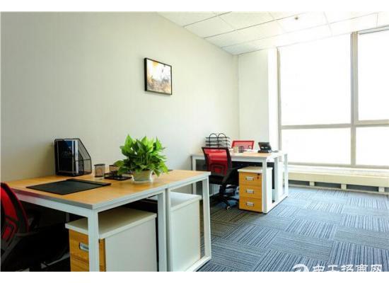 高端商务,天一广场,1~8人精装office,联合办公