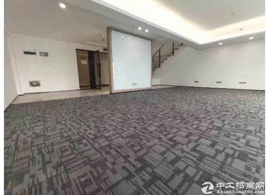 平湖华南城精装写字楼100平起大小分租图片4