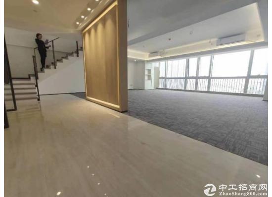 平湖华南城精装写字楼100平起大小分租图片2