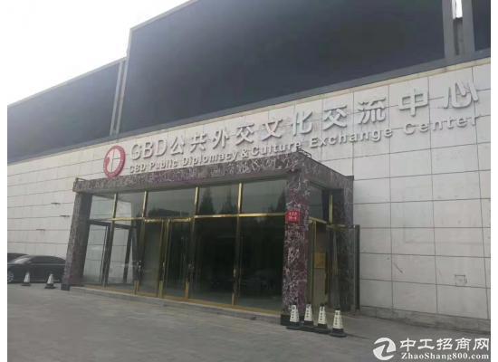 大望路公共外交文化交流中心空置招租1126平米