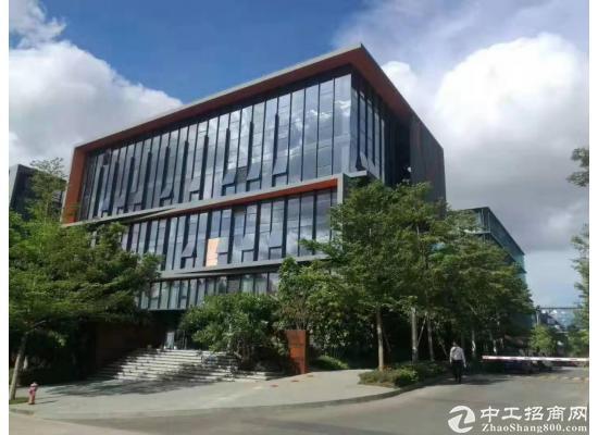 龙岗宝龙全新高端超靓 独栋企业总部 办公 研发 写字楼厂房出租