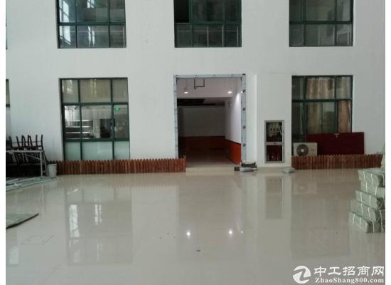 星月总部湾300平户型方正办公装修租金实惠近地铁图片5