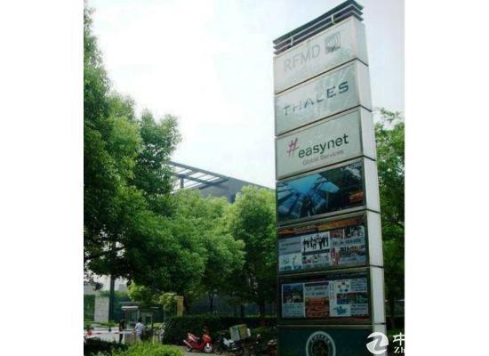 张江科学城创智空间315平方精装修现房近地铁可分割图片2