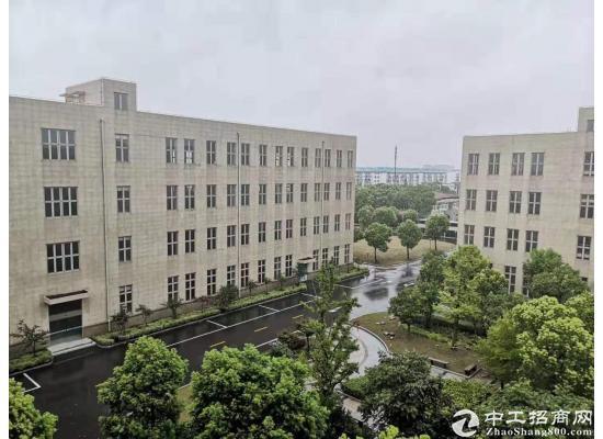 张江医疗器械园独幢6000平可分租可办环评可生产