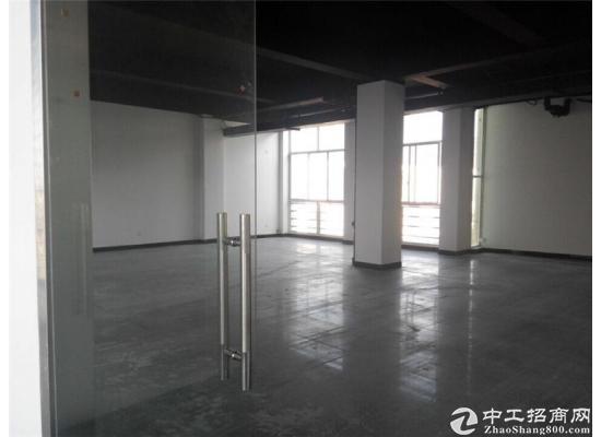 康桥精装办公室出租500平租金1.5元可注册园区招商部直租图片2