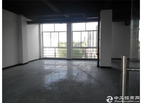 康桥精装办公室出租500平租金1.5元可注册园区招商部直租图片5