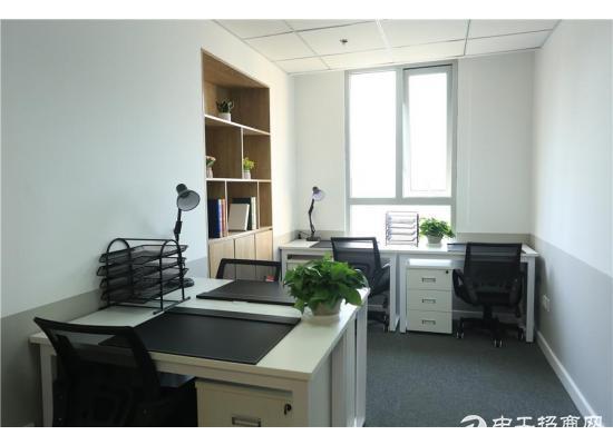 市南孵化器,20~120平办公室~免3年租金!