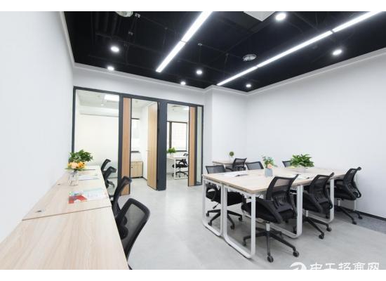 东二环非中介月付独立办公室8-25平