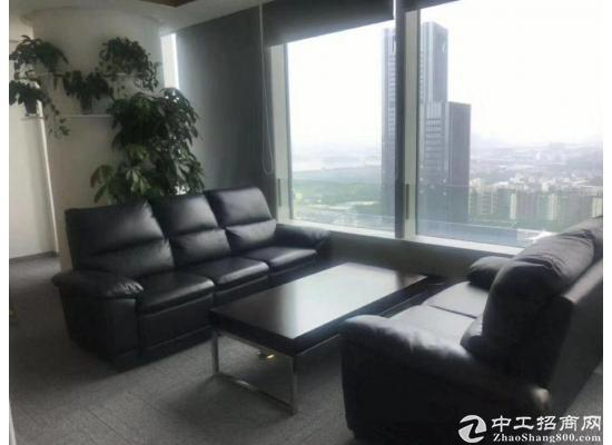 广州海珠区琶洲万胜围新出楼上582方精装修写字楼出租