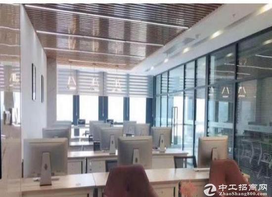 坪山高端 首座全新写字楼出租有有补贴