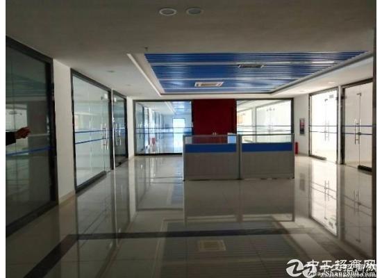 坪山区创新广场红本写字楼招租 大小可分50平方起租
