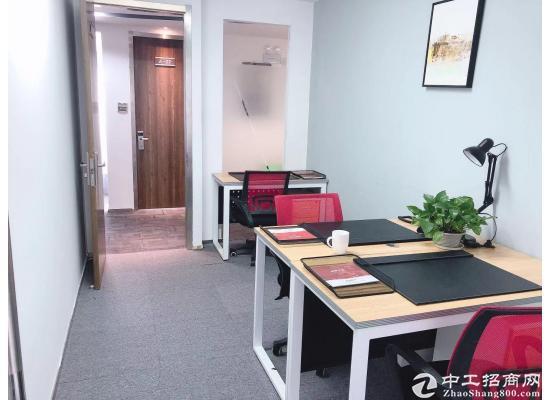 地铁口,海曙1~20人办公室,30~160平写字楼图片1