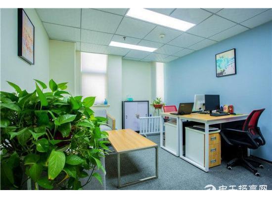 1人办公600元,宁波工位出租,小型办公室