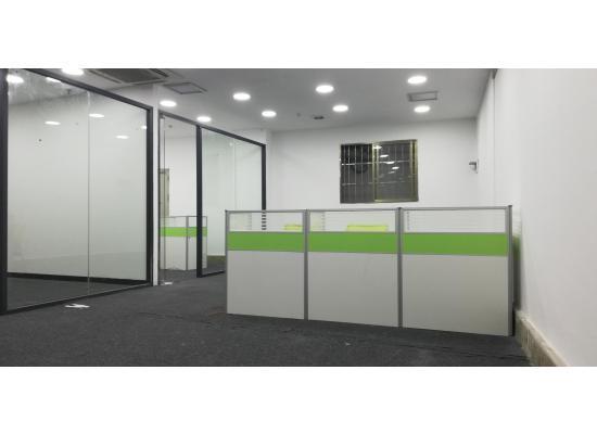 横岗精装写字楼带家私适合办公研发 350平 可分租