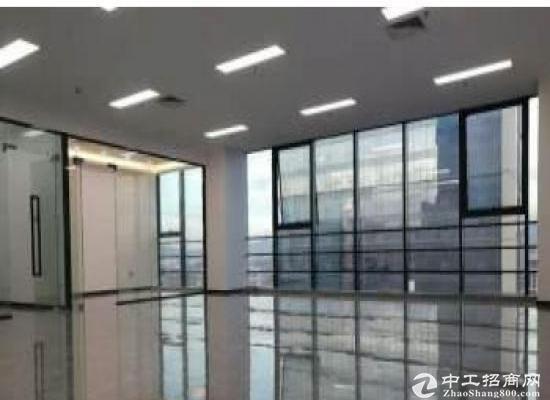 坪山新出5楼300平方精装修写字楼招租  带红本可申请补贴