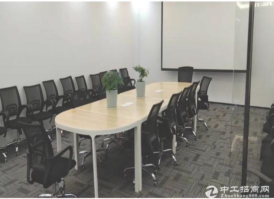 坂田商业广场新出一套面积445平写字楼带精装景观台