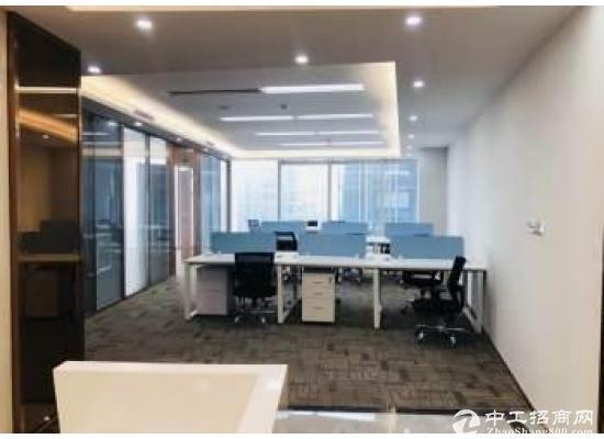 卓越前海壹号前海自贸区双地铁口265平招租