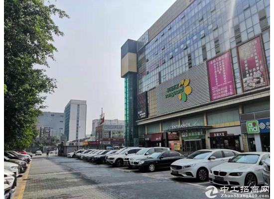 横岗塘坑地铁附近华润万家6楼精装修写字楼30平米出租图片3