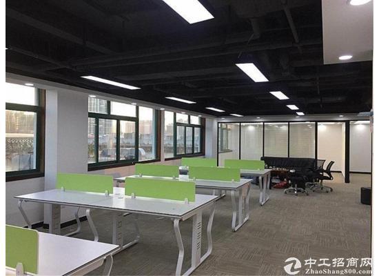 龙井地铁站金谷创业园133平大园区特价出租