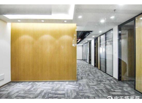 西丽世外桃源创意园100平至800平精装修办公家私特价出租