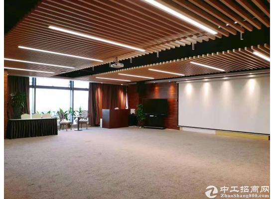 南山深圳湾科技生态园 726平带独立阳台豪装办公室