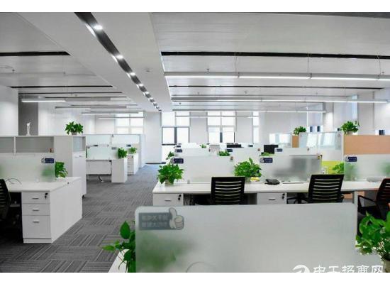 科技园 深大站 讯美科技广场 精装800平 带家私电梯口单位图片6