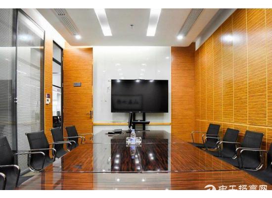科技园 深大站 讯美科技广场 精装800平 带家私电梯口单位图片2
