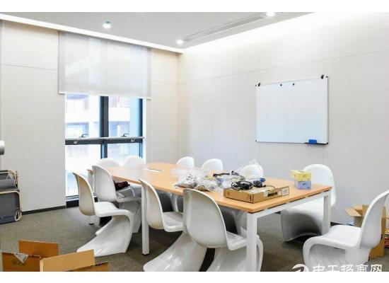 科技园 深大站 讯美科技广场 精装800平 带家私电梯口单位图片4