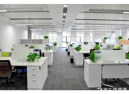科技园 深大站 讯美科技广场 精装800平 带家私电梯口单位图片3