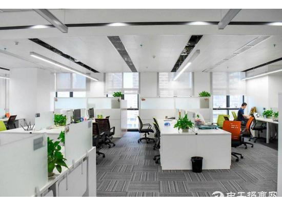 科技园 深大站 讯美科技广场 精装800平 带家私电梯口单位图片7