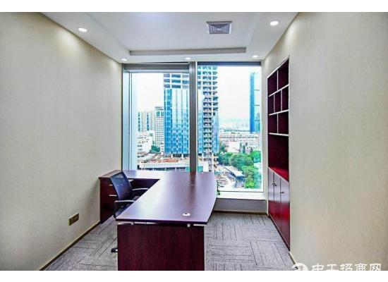 南山西丽楼上556平精装修写字楼出租使用率高特价