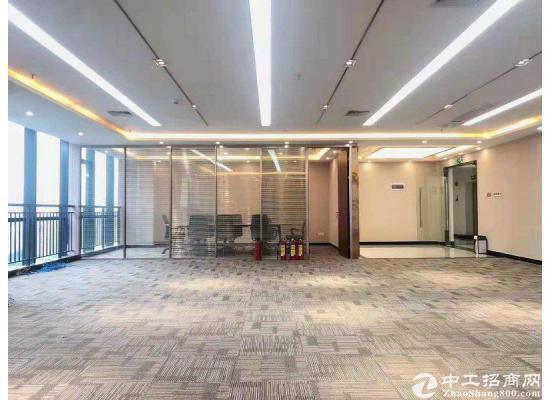 西丽天虹110/180/250平精装修办公特价出租图片2